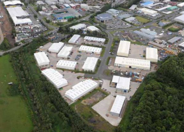 Bilston Glen Industrial Estate, Loanhead
