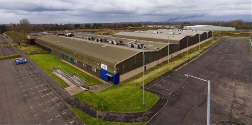 Irvine, North Ayrshire, Glasgow